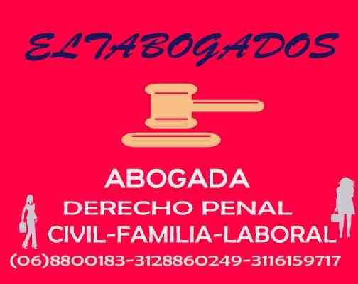 MANIZALES PENAL CIVIL FAMILIA LABORAL ABOGADO ESPECIALISTA COLOMB
