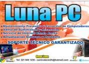 Lunapc soluciones informáticas