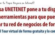 Te gustaría ganar dinero en internet
