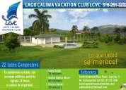 Condominio lago calima vacation club