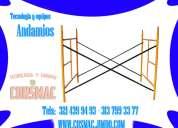Popayán, somos fabricantes cerchas, parales, secciones de andamios de tijeras,