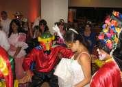 Chirimia,en bogota,tambora,hora loca,carnaval