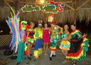 Chirimia en bogota,carnaval de barramquilla,papayera