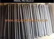 Pral metalico  cercha metálica andamio tubular somos fabricantes de maquinaria para construcción