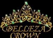 Extension de uÑas en gel belleza crown