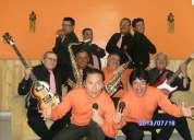 Grupo y  orquesta  en  soacha   para  todo  evento social.