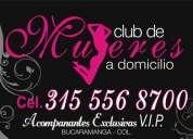 Club de mujeres lindas◄ ◄ ◄a domiciliob/manga