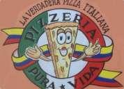 Pizzeria pura vida (taganga, santa marta)